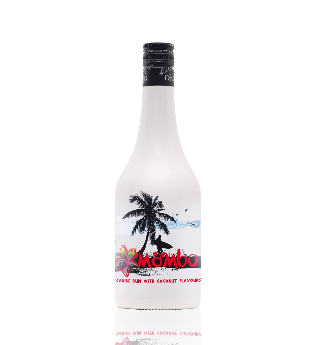 Mambo Caribe Rum with Coconut 0.7L
