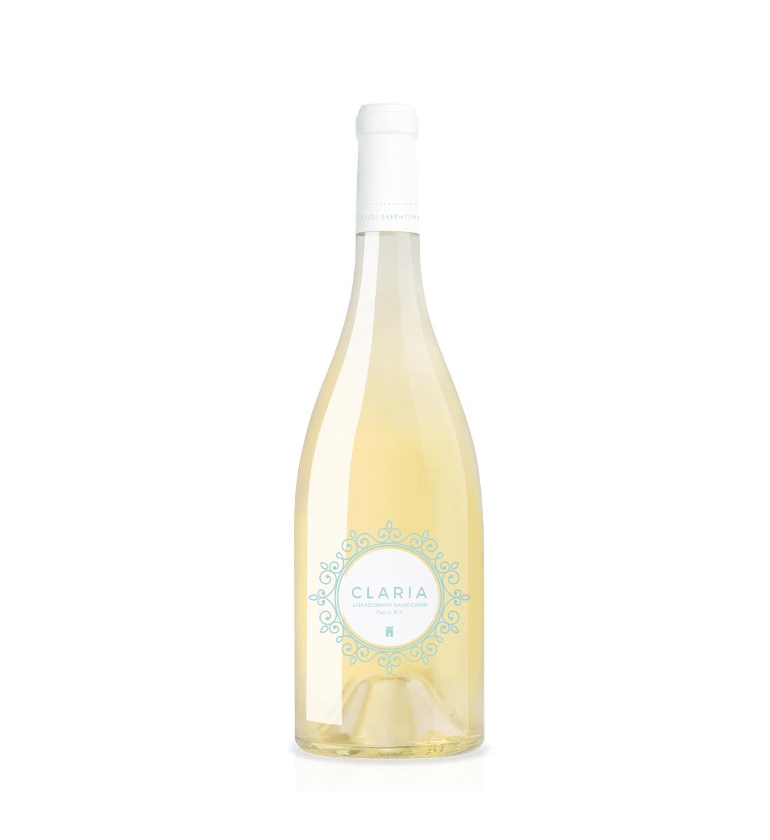 Feudi Salentini Claria Chardonnay Sauvignon Blanc 0.75L